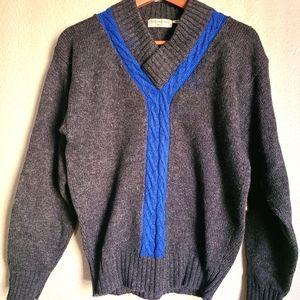 Yves Saint Laurent Menswear Wool Sweater